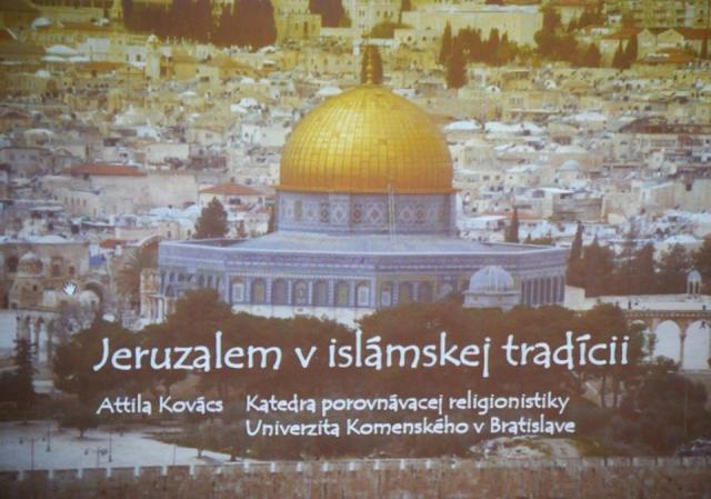 Jeruzalem v islámske tradícii